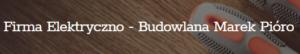 Firma Elektryczno Budowlana Marek Pióro PROinwest